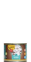 RyDog Vitalmenü Bio-Rind 200g (6 Stück)